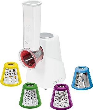 Clatronic ME 3604 Robot de Cocina Multi Express para Corty Rall, 150 W, Plástico, Blanco: Clatronic: Amazon.es: Hogar