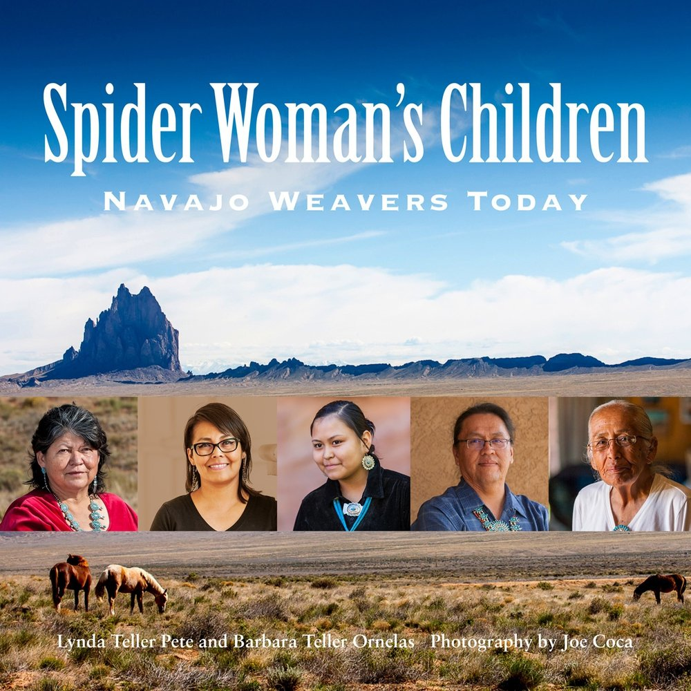 Spider Woman's Children: Navajo Weavers Today: Barbara