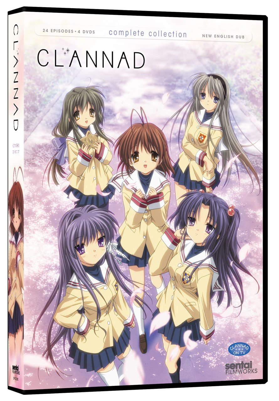 Amazon Clannad Complete Collection David Matranga Luci Christian Williams Janice Movies TV