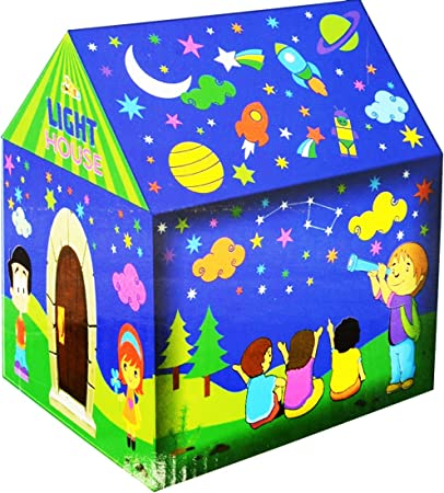 Awals Creations Playing Tent House with LED Lights  sc 1 st  Amazon India & Buy Awals Creations Playing Tent House with LED Lights Online at ...