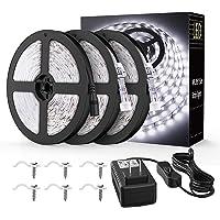 Onforu 49.2Ft Waterproof LED Strip Lights