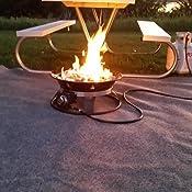 Amazon.com : Outland Firebowl 863 Cypress Outdoor Portable ... on Outland Firebowl 21 Inch id=95179