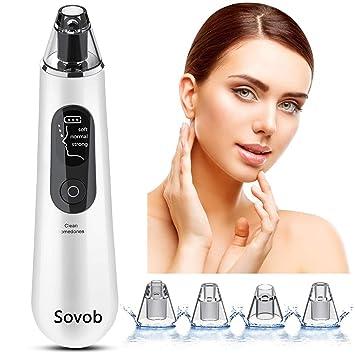 Amazon com: Sovob Blackhead Remover Pore Vacuum Cleaner -Upgraded