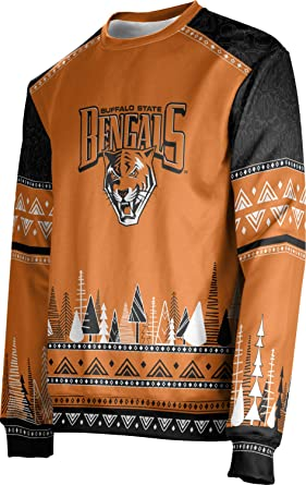 ProSphere Buffalo State College Ugly Holiday Men's Sweater