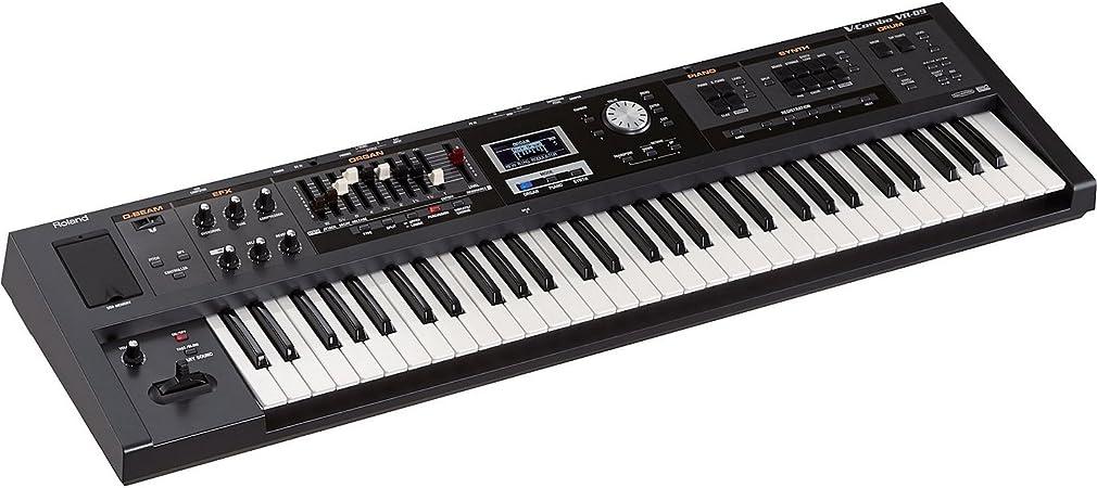 Roland VR-09-61 tecla del teclado Live Performance Medio ...