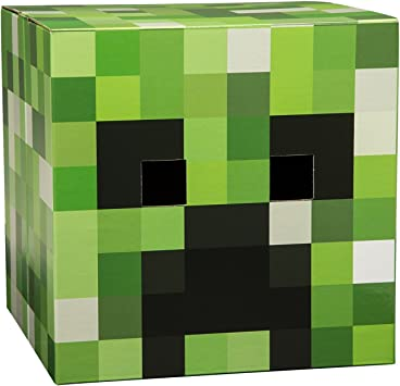 Todo para el streamer: Minecraft Box Heads, Creeper