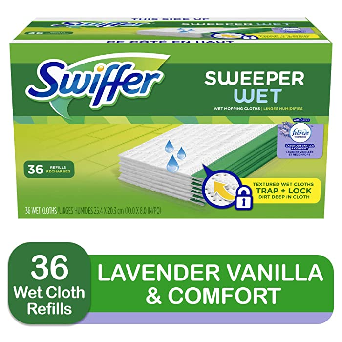 The Best Swiffer Wet Refills Dash