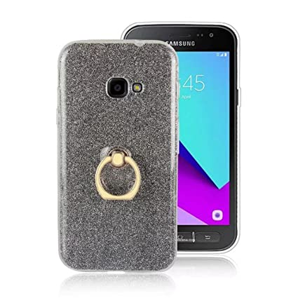 official photos 67adb b728b Amazon.com: Galaxy Xcover 4 Case,Gift_Source [Ring Holder Kickstand ...