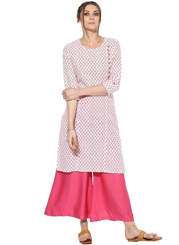 pink kurti, cotton white kurti, women kurti design, summer kurti