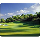 Golf Course 2 Customized Non-Slip Rubber Mousepad Gaming Mouse Pad