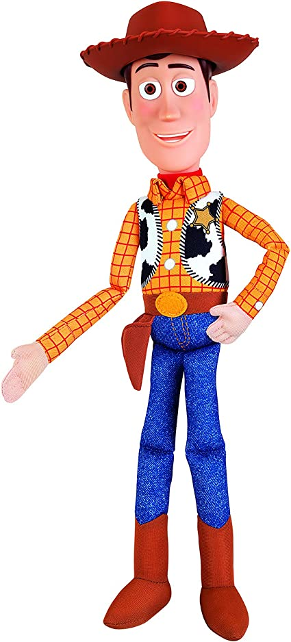 "Disney Toy Story Woody Soft Toy Plush 14/""  From Whitehouse"