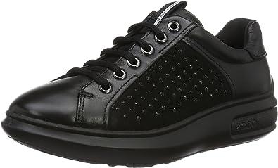 ECCO Women's Soft 3 Tie Fashion Sneaker