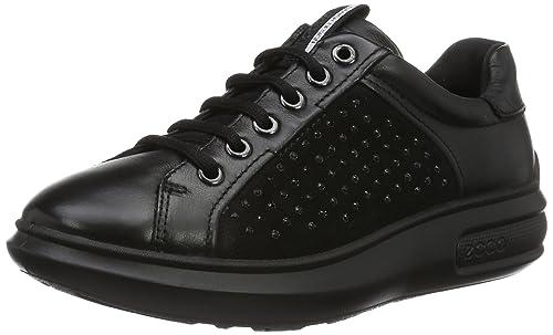 Ecco 7 Douces Dames - Chaussures, Femme, Noir, Taille 43