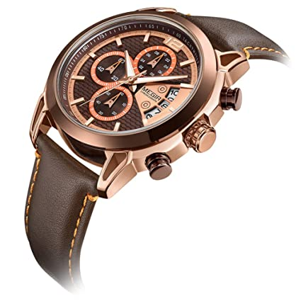 SW Watches Relojes para Hombre-Quartz Luxury Black Sub Dial Reloj De Cuarzo Analógico Hombres