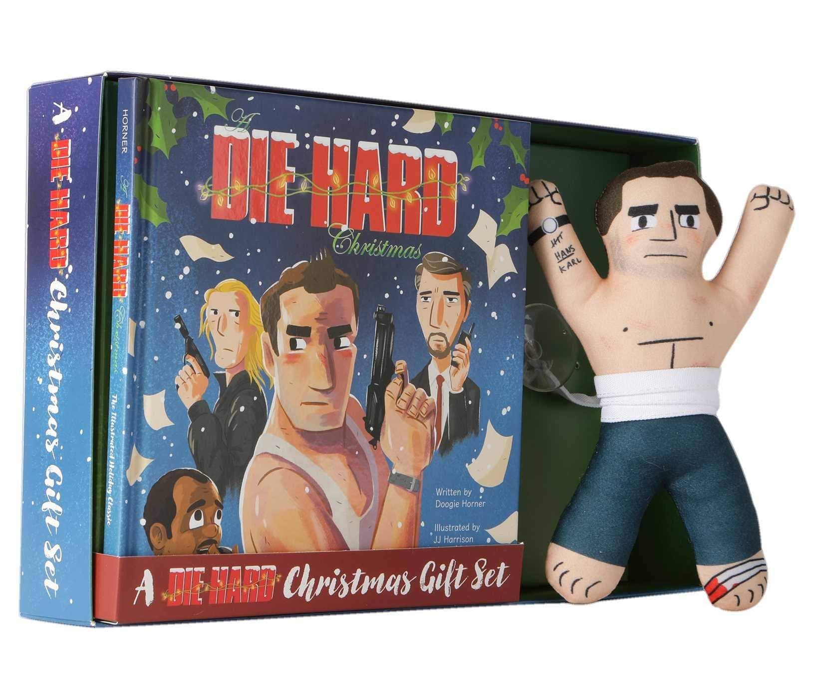 A Die Hard Christmas Gift Set