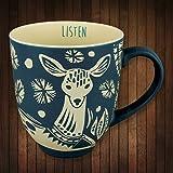 Karma Modern Folkloric Mug, Doe