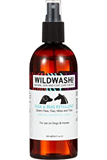 WildWash Champú antipulgas Pro: Amazon.es: Productos para mascotas