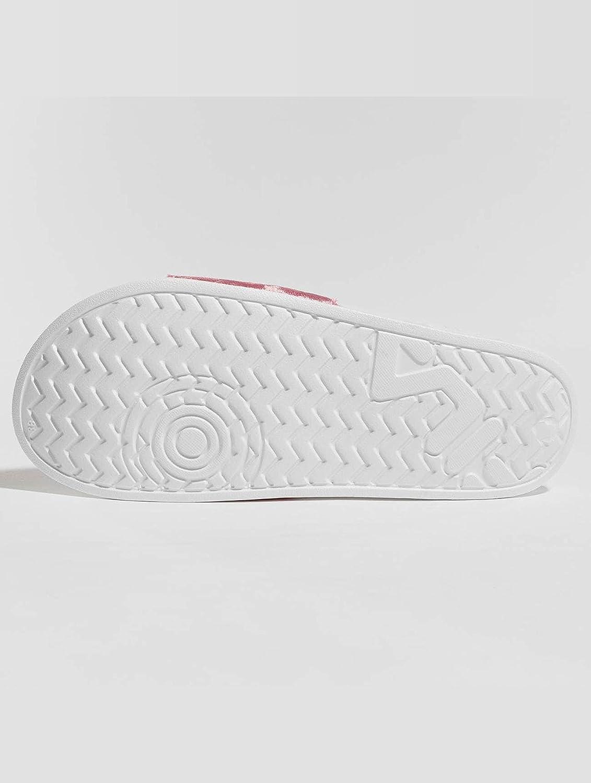 f83634ae0344 Fila Flip Flops – Palm Beach V Slipper Wmn Pink White Size  37   Amazon.com.au  Fashion