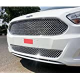 Auto Pearl Chrome Plated Front Grill for Ford Figo Aspire
