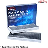 POTAUTO MAP 2004C Heavy Activated Carbon Car Cabin Air Filter Replacement compatible with NISSAN, SUZUKI