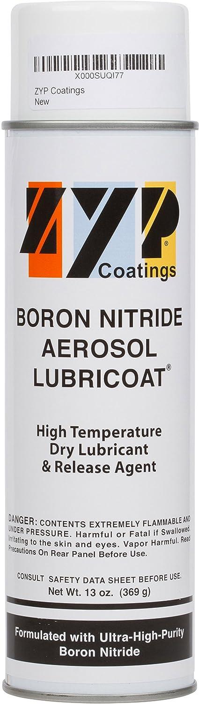 ZYP Boron Nitride Mold Release Spray- 13oz (Formerly Mr97) by ZYP 3-1047-00-30