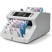 Safescan 2250 - Contadora automática de billetes clasificados, Detección UV, MG y tamaño