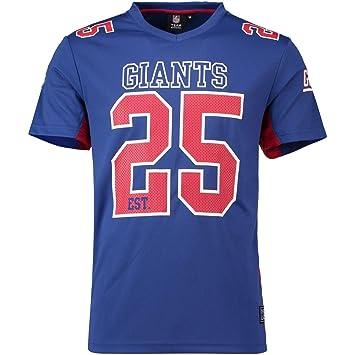 Majestic NFL Mesh Polyester Jersey Shirt - New York Giants - XXL ... 7387087e9
