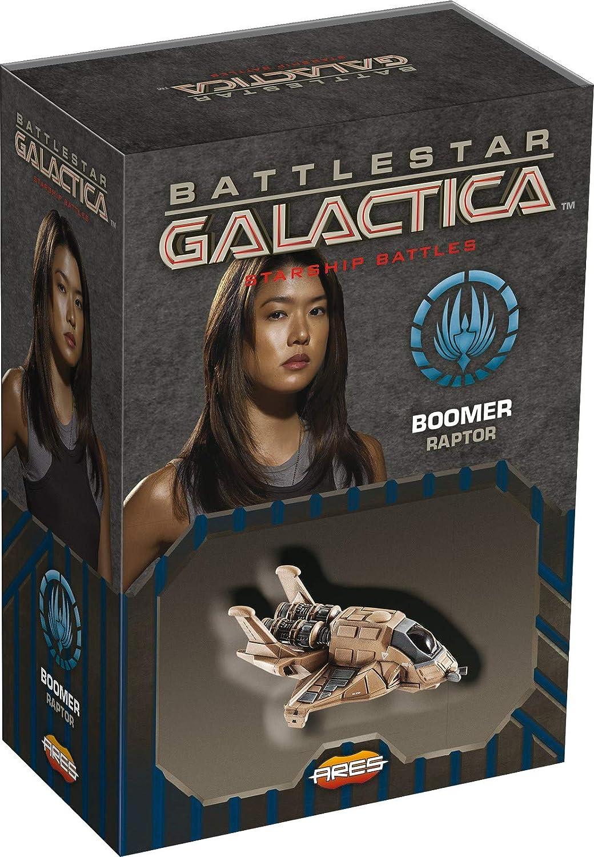Tesla Games Battlestar Galactica-Raptor di Boomer TSBSG103C