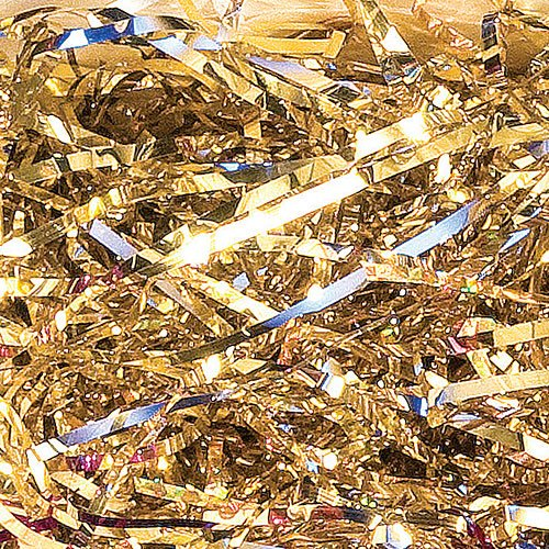 Gold Metallic Shred 1 Pound Bag