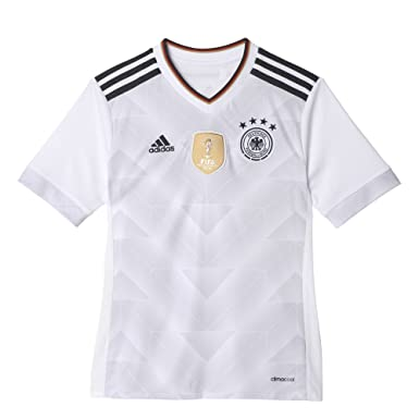 1c4b06944 adidas Germany Home Soccer Jersey FIFA Confederations Cup 2017 YOUTH (XS)