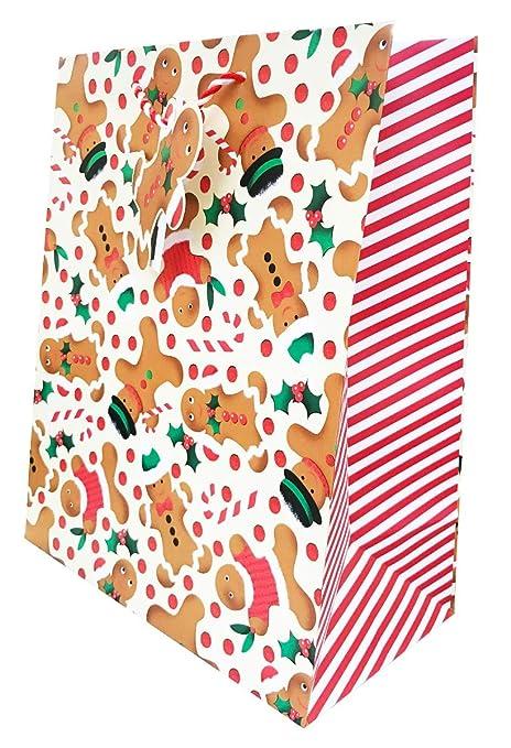 2 Pack Extra grande grandes bolsas de regalo para Navidad ...