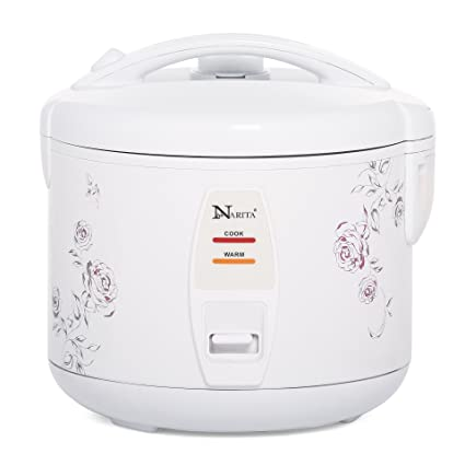 c4516b2f9d Amazon.com  Narita Rice Cooker (6-Cup Uncooked)(2-12 Cup Cooked ...