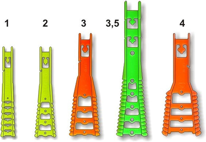 Stonfo Art.310 Escalera ajustable de 3,5 cm