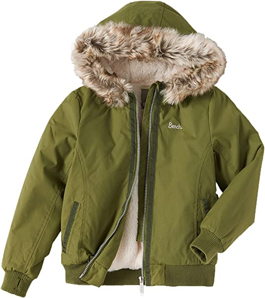 Bench Girls Hybrid Jacket