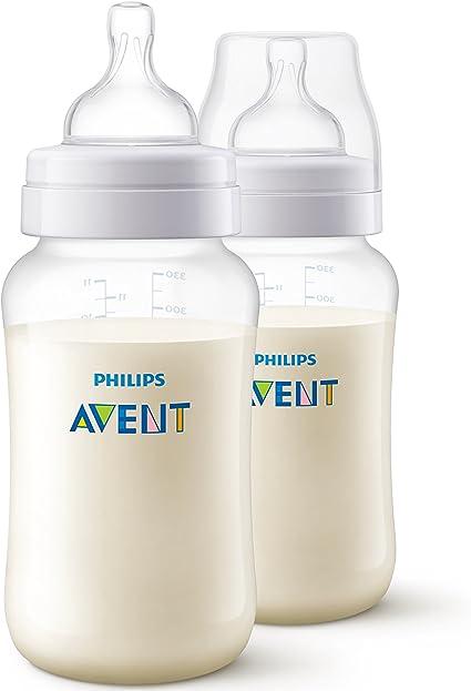 Philips Avent SCF036//17 Biberon Natural 330 ml 6 Mois+