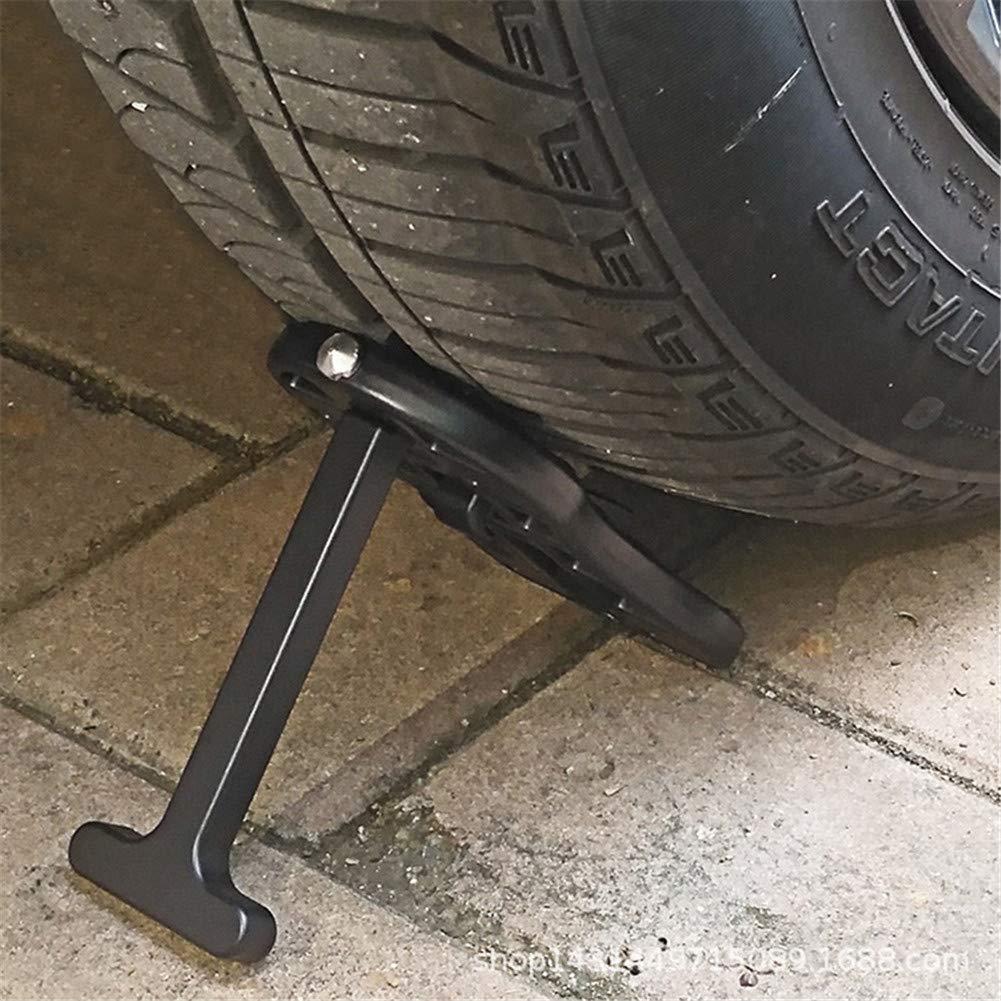 Harddo Car Doorstep Veicolo Assist Pedal Doorstep SUV Pedali Auto Barre Portatutto Pieghevole con Funzione Martello per SUV Car