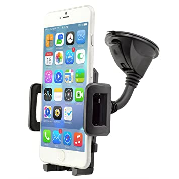 83536ce57bf900 in Car Phone Mount , Universal Flexible Windscreen Car Phone Holder Grip  for for iPhone Xs