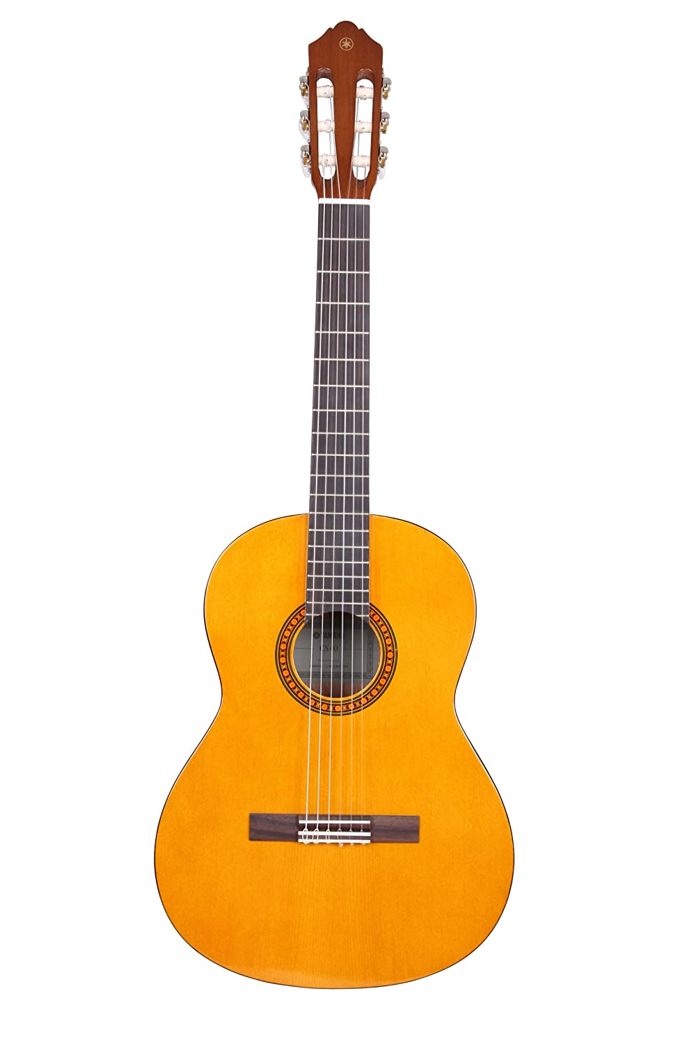 Yamaha CS40 II - Guitarra cadete 3/4, color natural Yamaha Musical Instruments GCS40II