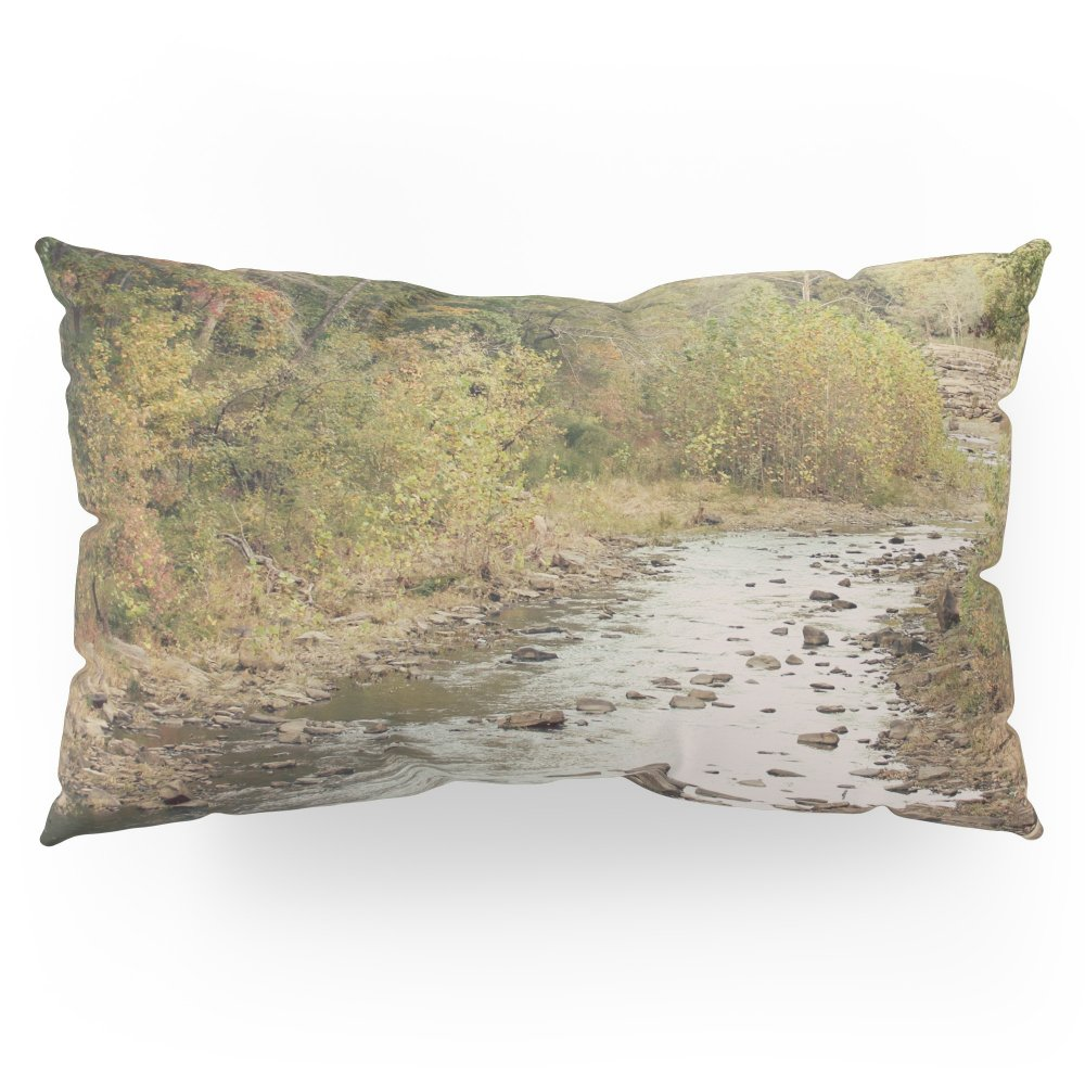 Society6 In The Woods 2 Pillow Sham King (20'' x 36'') Set of 2