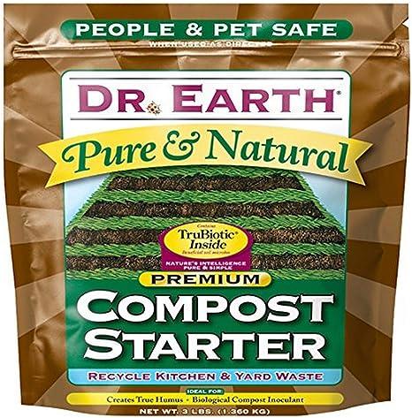 Dr. Earth 727 Premium Compost Starter
