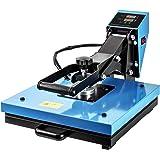 "Heat Press Machine for Shirt 15""x15"" Digital Control Heat Pressing Machine Sublimation Transfer Machine for DIY Creative Indu"