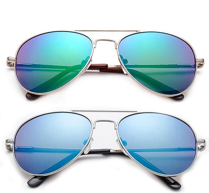 87fa962e7b  quot Sonido quot  - Kyra Hand Polished Lead Free Fashion Sunglasses with  Flash Mirror