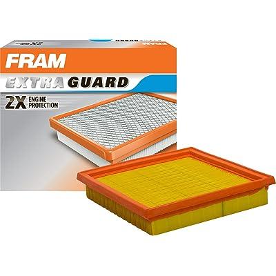 FRAM CA10544 Extra Guard Flexible Rectangular Panel Air Filter: Automotive