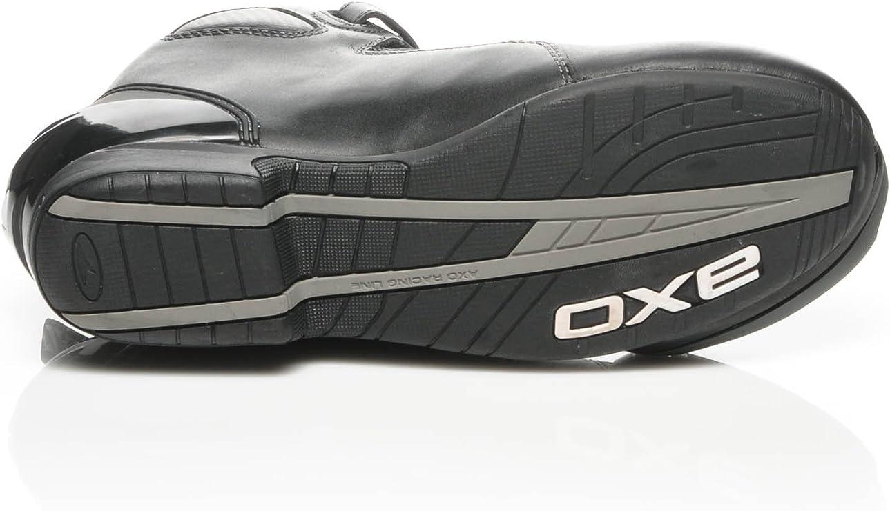 AXO MS2R0014K0044 Scarpa Trigger, Nero, 44: Amazon.it: Auto