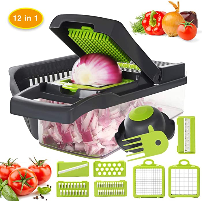 Top 8 Food Cube Slicer