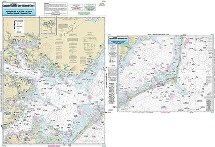 Amazon.com: nearshore Pamlico Sound, NC – Navegación ...