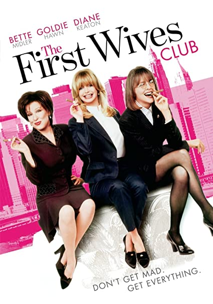 NEW First Wives Club (DVD)