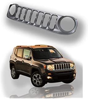 Jeep Renegade Trailhawk Winch Bumper fits Trailhawk Model only Made in America Daystar KJ50004BK fits 2015 to 2017 2//4WD