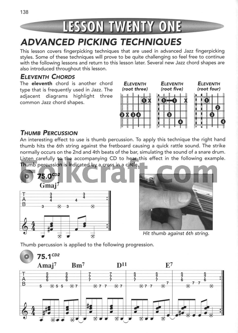 Progressive Complete Learn To Play Fingerpicking Guitar Manual ...