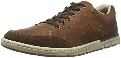 7efcb740545f Rieker Herren 18932 Low-Top, Braun (Cigar Marron Ozean   28), 45 EU ...